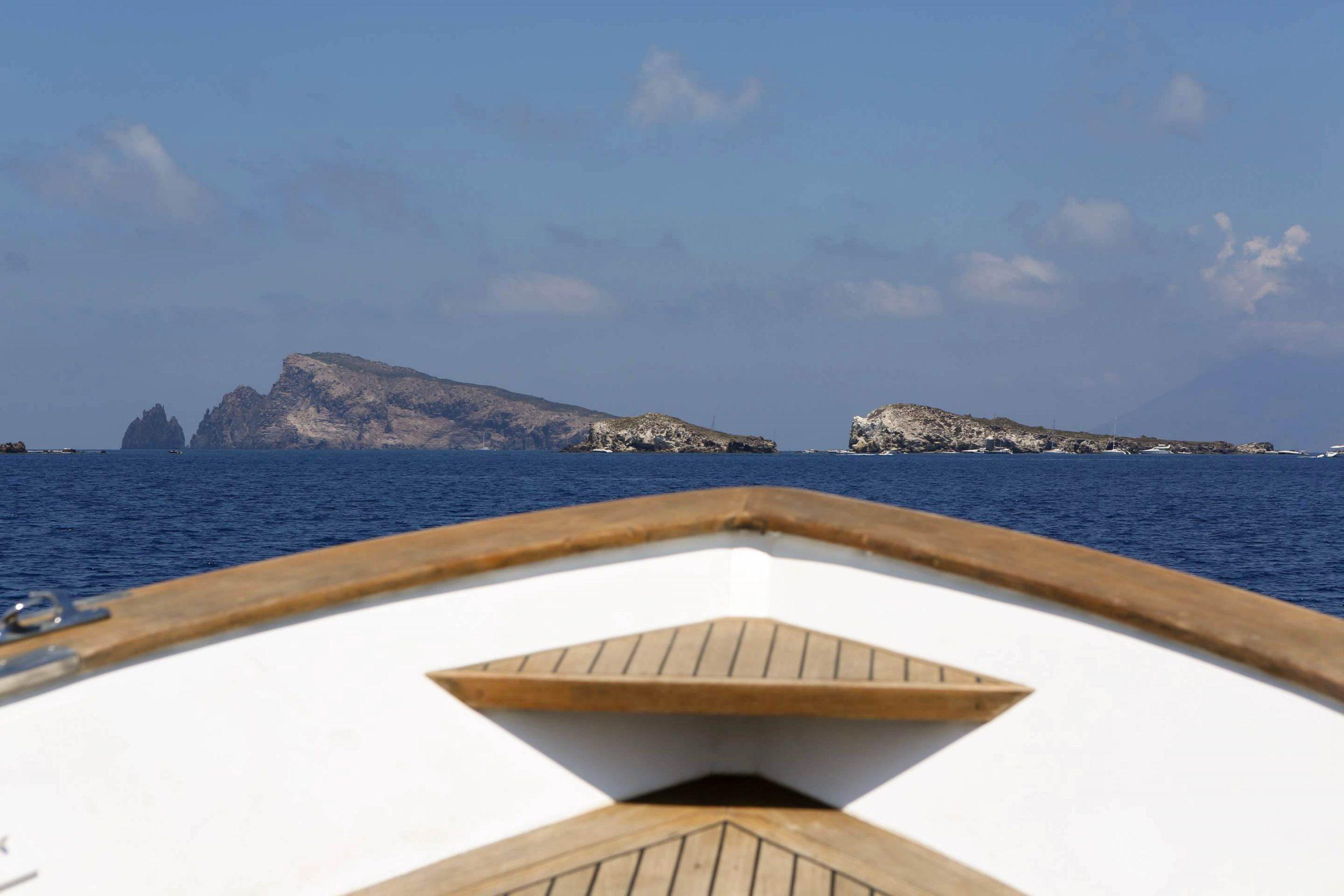 Excursions avec bateau | Villa Sea Rose