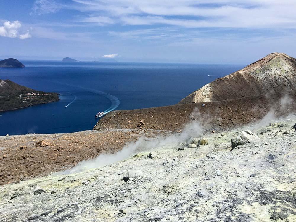 aeolian islands trip