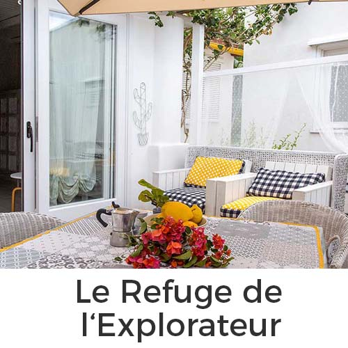 Le Refuge de l'Explorateur